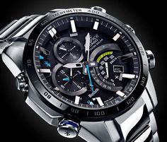 Casio Edifice EQB501 Watches Watch Releases