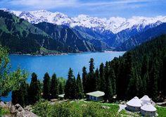 Xinjiang Tian Chi Lake - Xinjiang Tour Package.#TianchiLake