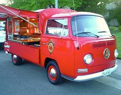 Volks Waffle Truck Transporter T3, Volkswagen Transporter, Volkswagen Bus, Vw T1, Mobile Cafe, Mobile Shop, Kombi Food Truck, Street Food Business, Bus Remodel