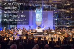 """Alan Gilbert's unflashy radicalism is re-creating the Philharmonic"" - New York Magazine"