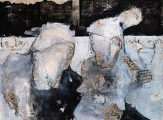 carola kastman,collage Artist Names, Art World, Moose Art, Collage Ideas, Circuits, Figurative, Portraits, Inspire, Painting