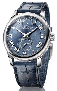Chopard - L.U.C Quattro platinum  #Chopard #watches #elegance