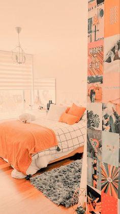 Cute Bedroom Decor, Bedroom Decor For Teen Girls, Cute Bedroom Ideas, Room Ideas Bedroom, Stylish Bedroom, Teen Room Decor, Bedroom Inspo, Dorm Room Designs, Bedroom Designs