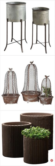 Shop Target for planter sets you will love at great low prices. Free shipping on orders of $35+ or free same-day pick-up in store.