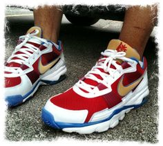 2010 Manny Pacquiao Nike Trainer SC Low