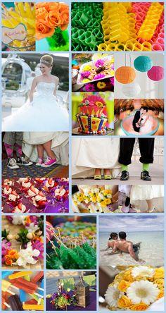 From Disney's Fairy Tale Weddings and Honeymoons page. #Disney #wedding