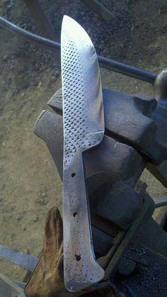 Hoof rasp knife