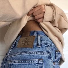 I always liked my Calvin Klein jeans. They used to sell them at Costco, but I haven't seen them there for years.