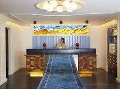 The Standard East Village, Hotel Lobby Design