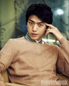 Sung Joon - Movie Week Magazine