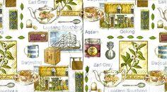 0249 Servilleta decorada cocina