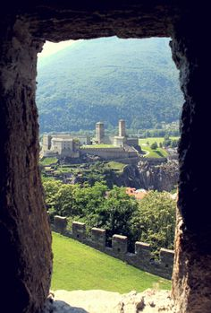 #Bellinzona in #Switzerland