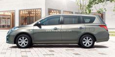 2015 Nissan Versa CUV concept
