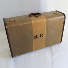 Vintage Mendel Suitcase, $219, now featured on Fab.