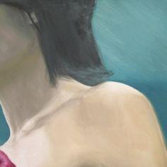 Vez / Of Course, 2008 · oil on canvas · 94 x 94cm