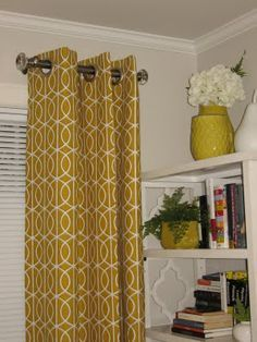 Image Result For Side Curtain Rods Short Curtain Rods Small