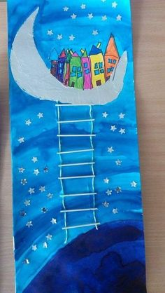 Understand - Understand You are in the right place about school hallway Here we offer you the most beautiful pic - Painting For Kids, Art For Kids, 2nd Grade Art, School Art Projects, Kindergarten Art, Art Lessons Elementary, Winter Art, Art Classroom, Summer Art