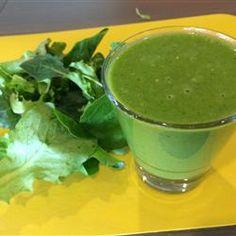 Tropical Smoothie with Kale Allrecipes.com