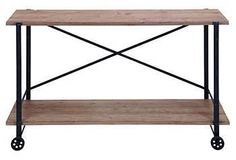 Furniture: Tables: Console Tables - One Kings Lane