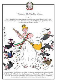 FANY - BLOG: La Costituzione italiana ( Principi fondamentali) Problem Solving, Blog, Map, Veronica, Geography, Art, Location Map, Blogging, Peta