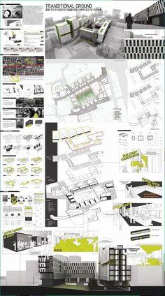 architecture portfolio cover page design ideas Presentation Board Design, Architecture Presentation Board, Project Presentation, Architectural Presentation, Architectural Models, Architectural Drawings, Architecture Panel, Architecture Design, Architecture Diagrams