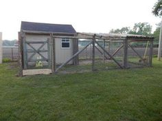 Chicken coop. Chadwell style