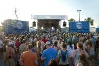 Wild Cub performs at the 2014 Hangout Music Festival on May 16, 2014, in Gulf Shores, AL. (Photo by Erika Goldring)