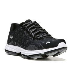 Ryka Dominion Women's Walking Shoes, Size: medium (6.5), Black