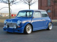 CLASSIC-MINI-1300-ERA-TURBO-VERY-RARE-CAR-NOT-BARN-FIND-ONLY-29000-MILES