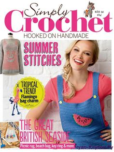 Simply Crochet 59 2017