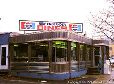 CONNECTICUT DINER DIRECTORY