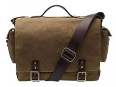 Hudson Wax Messenger - Ernest Alexander. I planned that this would be my next bag, but then I saw the price.