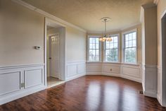 Dining Area w/ widow bump-out #Stevens #PA #homesforsale #realestate #pennsylvania