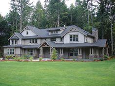 Amazing Craftsman Home