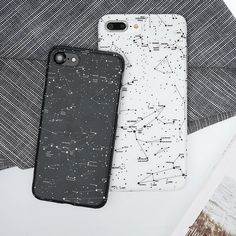 Half-wrapped Case Special Section Wixcen Black Matte Universe Stars Moon Phone Case For Iphone 7 8 6 6s 6splus Case Simple Lovers Hard Pc Back Cover Capa Cases Cellphones & Telecommunications