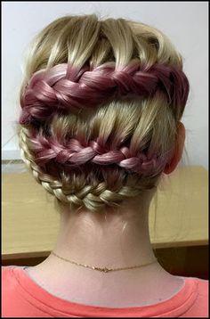 www.pastelovebarvy.cz Hair Styles, Beauty, Fashion, Hair Plait Styles, Moda, Fashion Styles, Hair Makeup, Hairdos, Haircut Styles