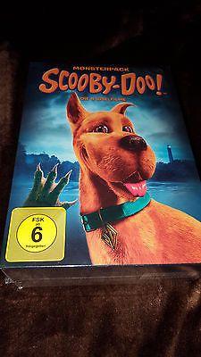 Scooby-Doo - Monsterpack NEU OVP 4 Filme in der Box Einzel DVD´ssparen25.com , sparen25.de , sparen25.info