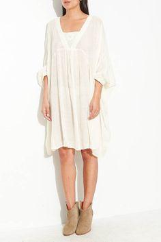 Ivory Joyeuse Cover-up From ShopHeist.com!
