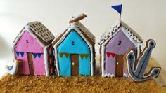 ginger bread beach hut - Google Search