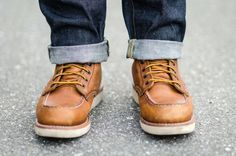 best jeans for red wing 875 - Google Search