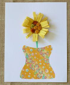 70 best flower crafts kids images on pinterest crafts for kids