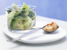 Rezept: Brokkoli-Lauch-Gemüse