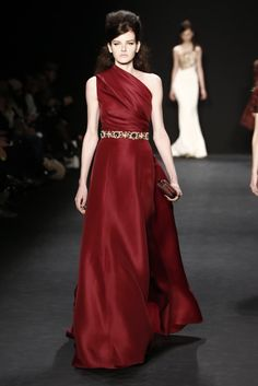 Badgley Mischka RTW Fall 2015 | WWD