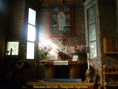 Catedral de la Virgen María Reina de las Flores El Descanso del Cielo  Monasterio de las Flores Patagonia Argentina