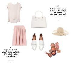 """""""cooler than chane"""" by hedddis-xx on Polyvore featuring Needle & Thread, Prada and Chico's"""