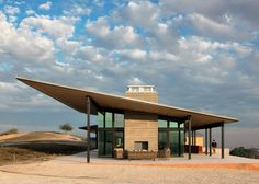 Bar Architects nestles a California winery into a hilly landscape