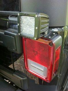 Jeep Jk, Jeep Gear, Jeep Truck, Truck Bumper, Jeep Wrangler Lights, Jeep Wrangler Sport, 4x4 Parts, Jeep Parts, Wrangler Accessories