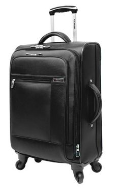 Ricardo Beverly Hills Luggage Sausalito Superlite Freewheelers 20inch Wheelaboard Black One Size ** Be sure to check out this awesome product.