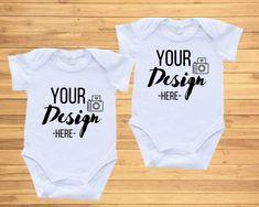 Baby Bodysuit, Baby Onesie, Shirt Template, T Shirt Image, O Design, Blank T Shirts, Shirt Mockup, Mens Sweatshirts, Onesies