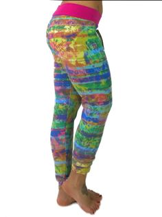 Camboriú – Maalaus (Painting) leggings